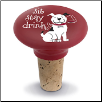 Wine Cork - Sit, Stay, Drink!