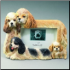Cocker Spaniel Photo Frame (SKU: DBBreed-CockerFrame)