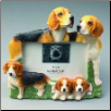 Beagle Photo Frame (SKU: DBBreed-BeagleFrame)