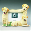 Yellow Labrador Photo Frame (SKU: DBBreed-YellowLabFrame)