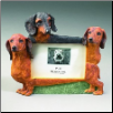 Dachshund Photo Frame (SKU: DBBreed-DachshundFrame)