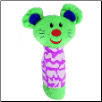 Lil' Spot Rattle Toy
