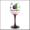Wine Glass - Taste of Purrfection