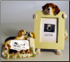 Photo Frame & Magnet Frame Set - Beagle