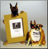 Photo Frame & Magnet Frame Set - Boxer