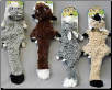 Doggles Bottle Critters - Plush Toys for Small Dogs