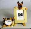 Photo Frame & Magnet Frame Set - German Shepherd (SKU: DB-ShepherdFF)