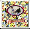 Springtime Dog & Cat Scrapbook Kit