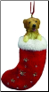 Golden Retriever Holiday Ornament (SKU: DBORN-GolRetriever)