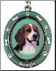Beagle Dog Key Chain by E&S Imports