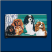 Cavalier King Charles Wallets