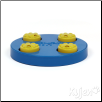Kyjen Dog Games Treat Wheel Dog Toy Puzzle - Dog Interactive Game (SKU: KY-TreatWheel)