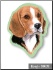 Sticky Notes - Beagle, Dog, Puppy, Note Pad