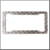 License Plate Frame - Paws Deco by Kyjen