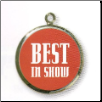 Best in Show Dog Tag by Little Gifts