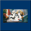 Shih Tzu Wallets