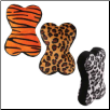Safari Squeezers Dog Toys by Grriggles