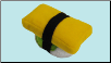 Sushi Pups Tamago Plush Dog Toys