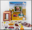12 Month Dog Scrapbook Calendar Kit