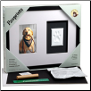 Pawprint Wall Mounted Frame by Pearhead (SKU: DBPH-WallFrame)