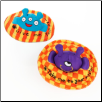 Nylabone Dura Toy - Zany Spinnerz - Blue or Purple
