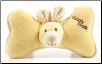 Organic Plush Bunny Bone