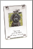Cocker Spaniel Clip Photo Frame (SKU: DBPhoto-Cocker)