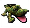 Tuffy Toy Sea Creatures Dog Toy  - Gary Gator