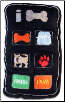IBone Plush Dog Toy by Dog Diggin Designs