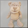 Organic Plush Bear - Small & Large