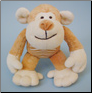 Organic Plush Monkey - Small & Large