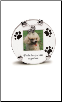 Poodle Clip Photo Frame