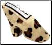 Manalo Barknik Shoe Plush Dog Toy by Haute Diggity Dog