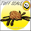 Tuffy Toy Desert Series Dog Toy - Harry the Hobo Spider