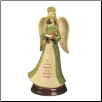 Cat Memorial Angel Figurine (SKU: GL-445661)