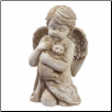 Angel Cherub with Cat Figurine (SKU: GL-469010)