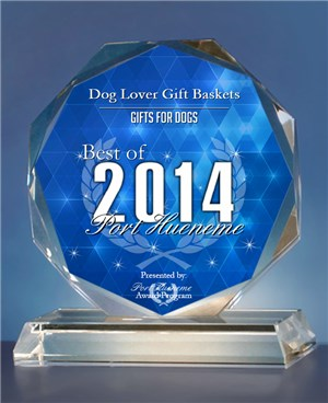 Dog Lover Gift Baskets Award