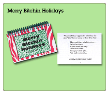Cookbook - Merry Bitchin Holidays