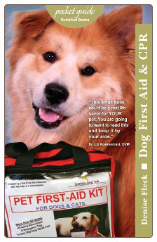 Dog First Aid & CPR Pocket Guide