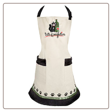 A Taste of Purrfection Cat Lover Apron