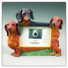 Dachshund Photo Frame