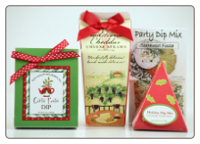 Christmas & Holiday Chips & Dip Mixes