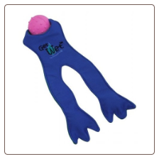 Get Wet Blue Frog Legs Toy by Doggles