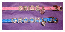 Bride/Groom Collar