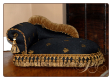 Napoleon's Dormeuse Chaise Lounge