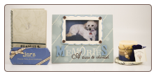 Cherish The Memories Pet Sympathy Gift