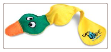 Get Wet Duck Toy by Doggles