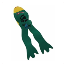 Get Wet Green Frog Legs Toy by Doggles