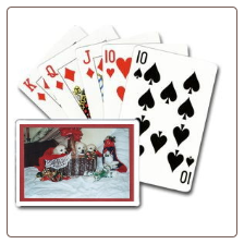 Personalized Photo Playing Cards (Bridge)