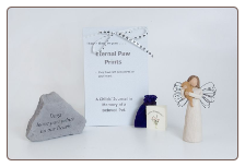 Angel of Friendship - Child's Dog Remembrance Gift